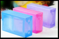 top grade small clear plastic combination lock box wholesale