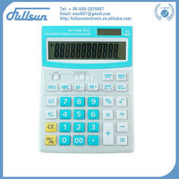promotional desktop 12 digits calculator FS-712W