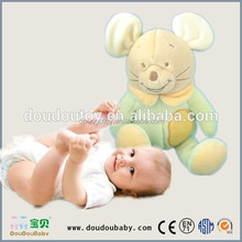 soft and comfortable mouse baby toy