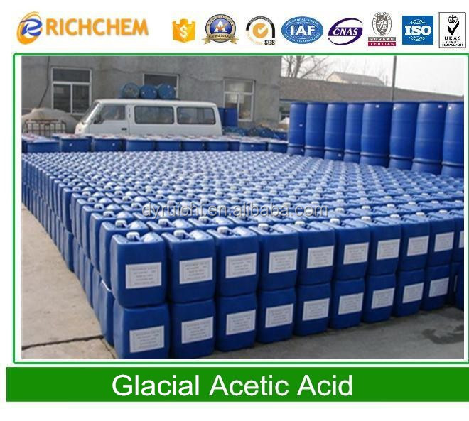 Acetic acid glacial prices