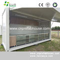 China High Quality prefabricated container houses as coffee shop