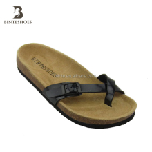 Cork summer ladies shoes 2017 alibaba express woman sandal pink girls cute beauty beach footwear