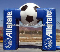 inflatable sports arch for football with high quality F5033