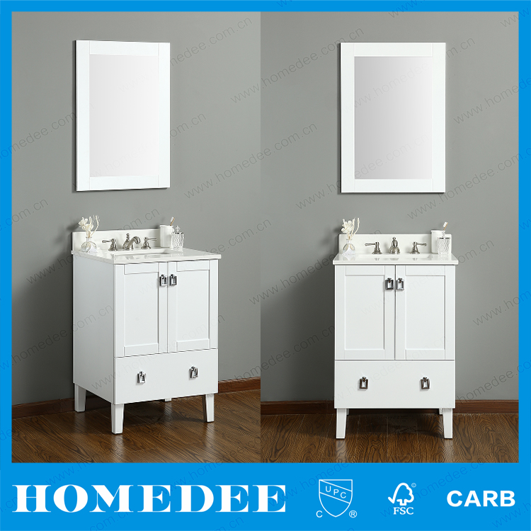 Homedee modern bathroom furniture set , vanity bathroom , bathroom vanity cabinet