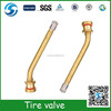 brass V3.20.4 tire valve for truck or bus
