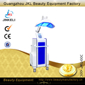 Wholesale price PDT machine LED light facial therapy with aqual peel/rf/ultrasound functions