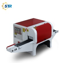 2018 China supplier high stability small log round multi rip splitter and saw machine