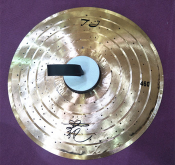 marching cumbals b20 material hand cymbals pair