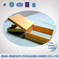 customized round folding cardboard box price