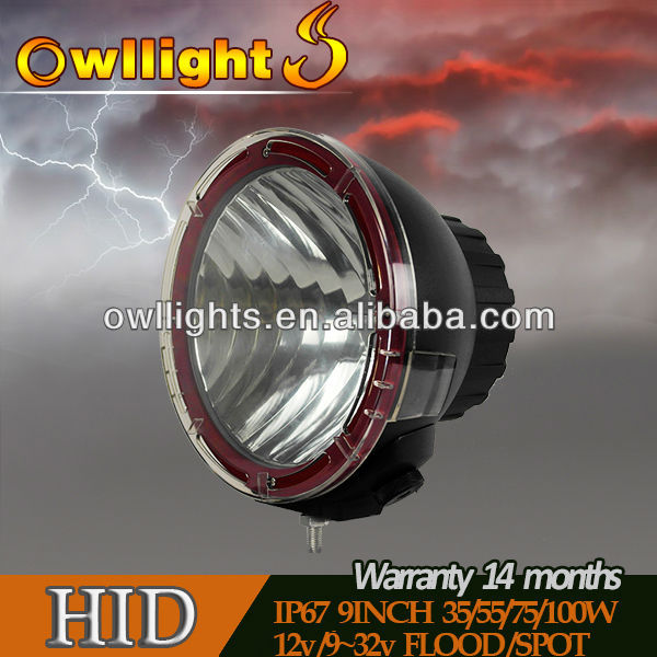 "Favorites Compare 7""/9"" 35W/55W/70W HID offroad driving headlight 4X4 truck agriculture vehicle lighting OL4000-9A"