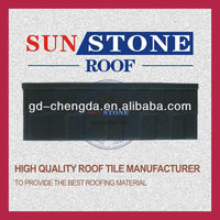 Africa Cheap Metal Roofing / Black Steel Roof Tile