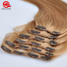 Clip In Human Hair Extensions Hot Selling Cheap Products From Thailand