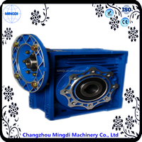 Washing Machine Used NMRV Series Aluminium Alloy Worm Gear box Reduction Gear for Electrical Motors