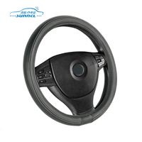 good feedback shrink car steering wheel cover