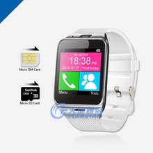 Bluetooth Android Capacitive Touch Screen Best Wrist Watch Cell Phone