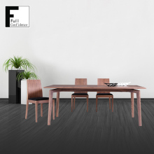 Most Popular Furniture Dining Table Solid Wood