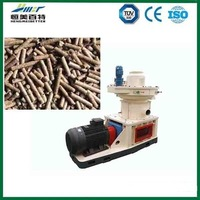 Energy efficient straw pellet production line with high quality