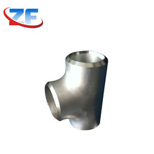 4 inch stainless steel pipe bw equal tee fitting 904l