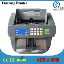 Money Counting Machine UV Currency Counter Bill Calculator Banknote Counter