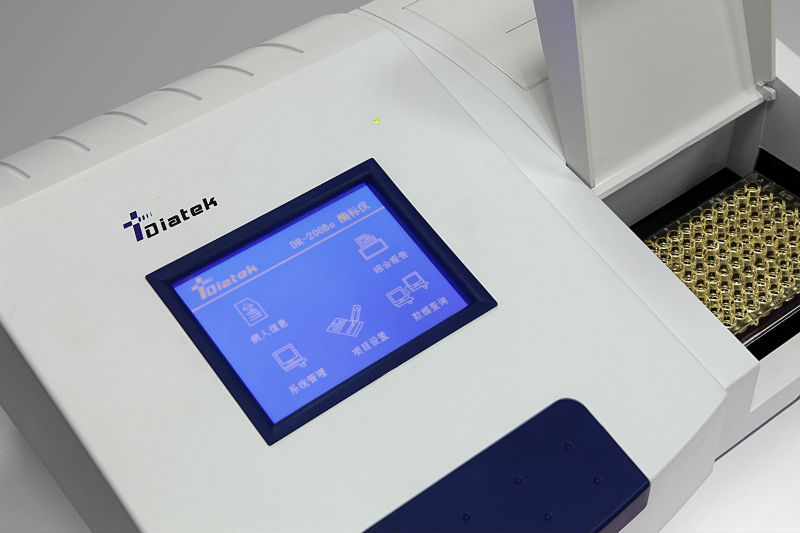 elisa reader and washer / immunoassay systems sale / plate reader