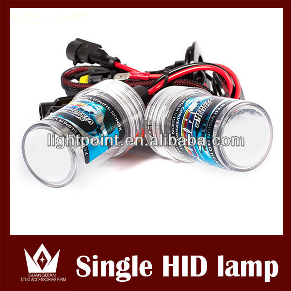 12V 35W Auto Single Beam Replacement Bulb xeno Xenon Lamp Headlight HID Xenon H1 4300K 5000k 6000k 8000k 10000k 12000k 30000k