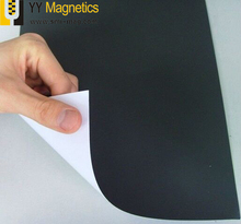 manufacturing permanent flexible material magnetic rubber fridge magnet