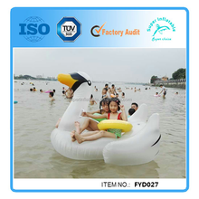 factory direct inflatable Swan