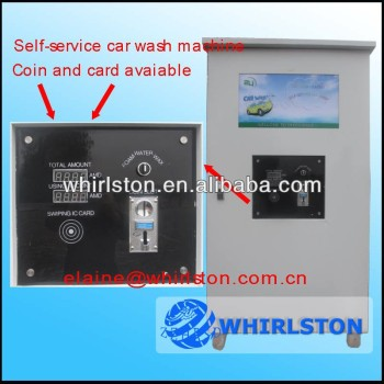 Automatic Self-service car wash machine for sale car washer steam car washing machine
