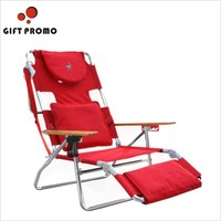Promotional Summer Fishing Folding Beach Chair