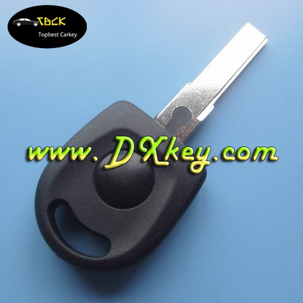 transponder key shell for Seat plastic key cover seat key cover