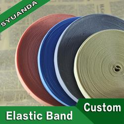 custom silicone straps band for shoes