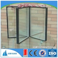 good quality 4-19mm tempered and hollow structure glass