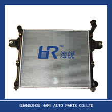 Better Quality Aluminum Auto Radiator for JEEP COMMANDER LIMITED V8 4.7 GRAND CHEROKEE V6 3.7 2005-2009