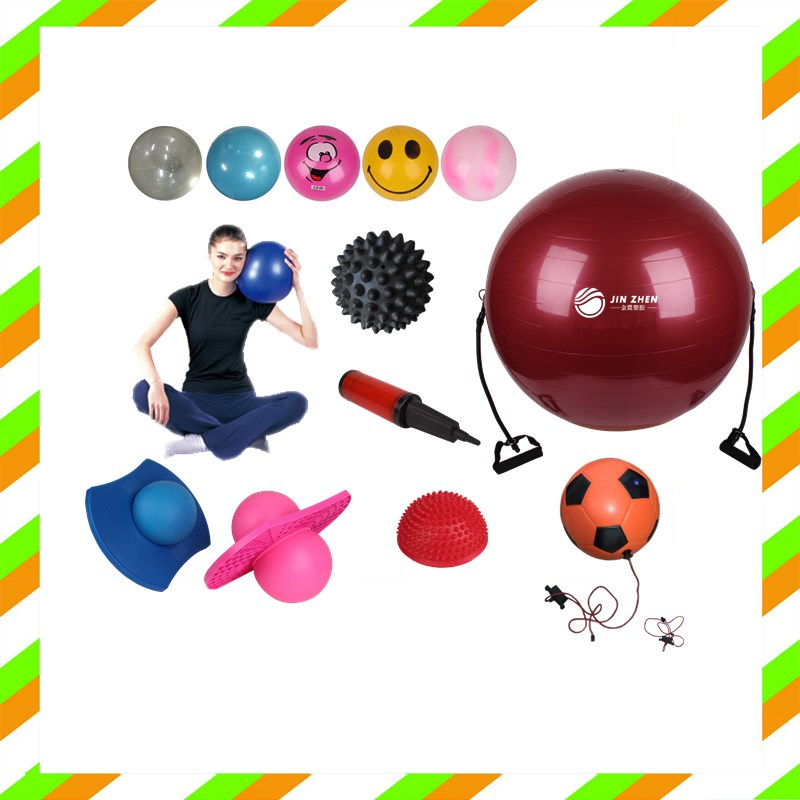 Funny kids jumping balls For Fitness