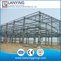 Prefabricated industrial commercial and residential steel structure buildings