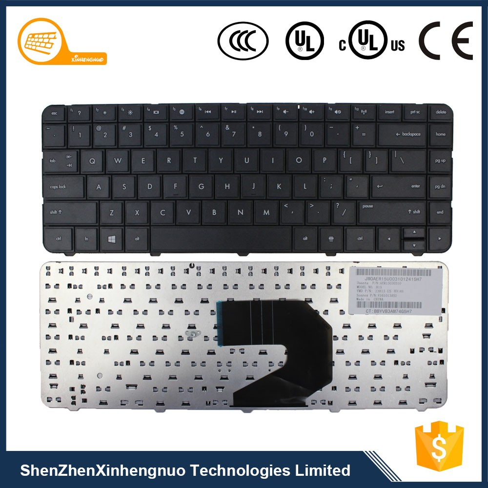Factory Price Laptop Arabic Keyboard for Hp G4 G6 1056TU Laptop with picture