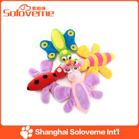 2015 Hot Sale Spring Dog Toys Set