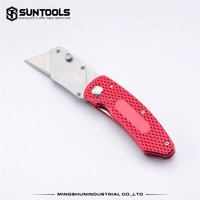 Promotional gift folding utility cutter knife for household and outdoors usage