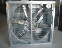 36&50 inch temperature controlled automatic exhaust fan