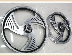 Front motorcycle 16 inch aluminum alloy wheels 2.5*16