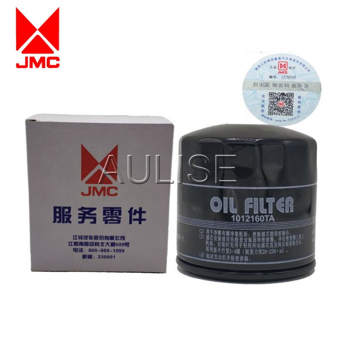 JMC CARRYING 1012160TA oil filter