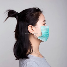 non woven 3ply Disposable Face Mask wholesale from anhui