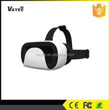 Magical vision super 3D glasses ,virtual reality with remote controller vr box headset vr viewer