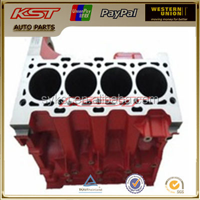 ISF2.8 truck engine cylinder block 5261257 5334639