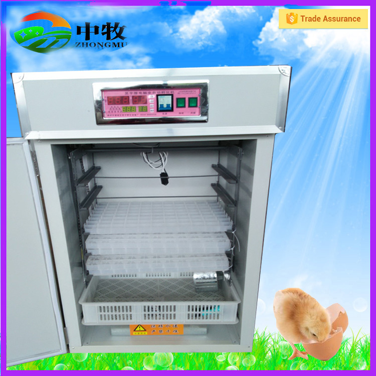 factory supply 440 egg hatchery machine automatic chicken egg incubator price