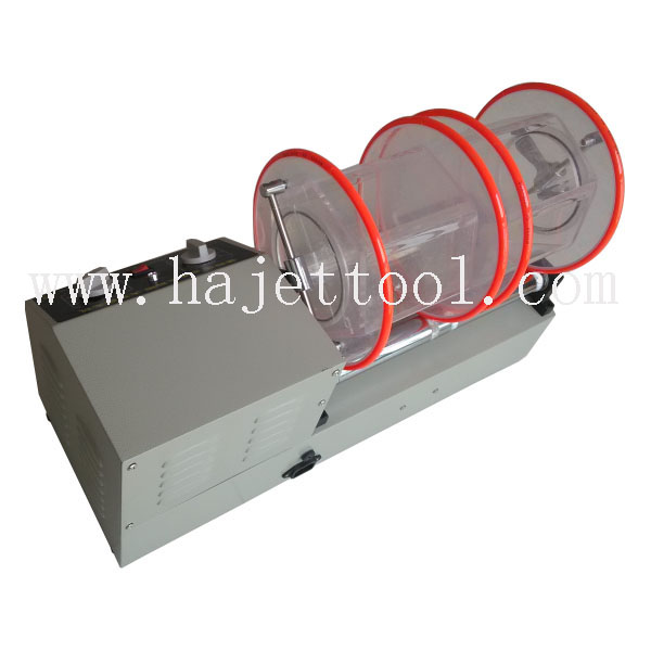 Jewelry Tumbling Machine Gold Polishing Barrel Jewelry Rotary Tumbler