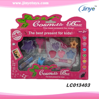 Lovely princess cosmetic plastic set kids makeup sets girls toys
