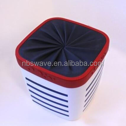 Twist Lid Food Storage Container Red