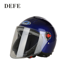 Factory supply abs motorcycle half face helmets for sale