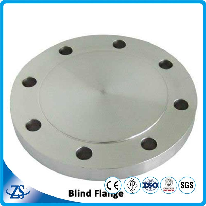ring type joint blind flange 600lb for pipe connection